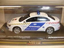 Vitesse : Mitsubishi Lancer X Hungarian Police  1:43