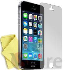 "5 Pellicole Per iPhone SE 5S 5C Apple Proteggi Salva Schermo Display 4"""