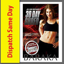 Jillian Michaels - 30 Day Shred DVD R4/Aus