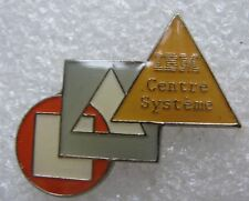 Pin's IBM Centre Systeme #1092