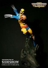 SIGNED & SKETCHED By BOWEN WOLVERINE CLASSIC ORIGINAL ACTION STATUE Bust X-men