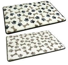 New Large Memory Foam Dog Mattress Pad Bed Warm Cushion Pet Cat Crate Mat