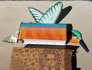 Hummingbird More than a Mailbox Novelty mail box