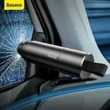 Baseus Car Safety Hammer Window Glass Breaker Escape Tool Seat Belt Cutter