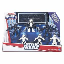 Playskool Star Wars Galactic Heroes Imperial Forces 6 Figure Set Stormtrooper