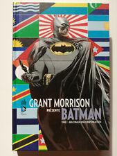 Grant Morrison  présente Batman T7 - Urban Comics  - DC  Comics - TTBE