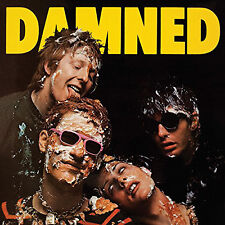 """The Damned Deluxe 40th Anniversary Edition 12"""" Vinyl LP Rose Neat"""