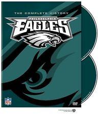 NFL History of the Philadelphia Eagles 2er [DVD] *NEU* McNabb, Reid