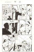 Ultimate Spider-Man #48 p.22 - J. Jonah Jameson - 2003 art by Mark Bagley