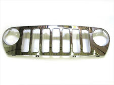 05-06 Jeep Liberty Renegade Model FRONT END CHROME GRILLE OEM NEW MOPAR GENUINE