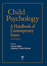 Child Psychology: A Handbook of Contemporary Issues Hardback