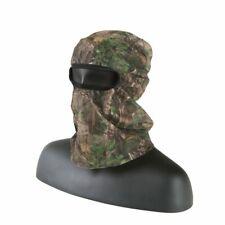 RealTree Hunting Mask - Xtra Green Camo - Full Head Mesh Facemask -  Breathable ea5488502c23