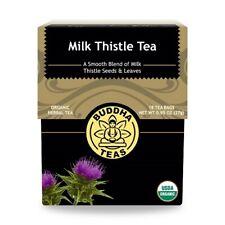 Buddha Milk Thistle Organic Herbal Tea