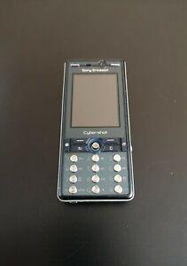 Sony Ericsson K810i Walkman Cybershot - Noble Blue (Unlocked) Cellular Phone