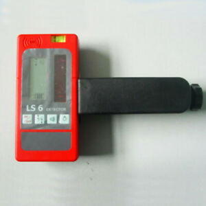 Professional Laser Level Detector / Receiver, model LS-6 with bracket, Brand NEW