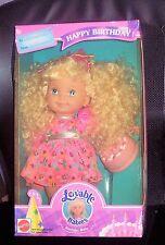New IN BOX VINTAGE 1992 Mattel LOVABLE BABIES Birthday Baby DOLL HTF