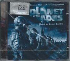 Planet Of The Apes - Original Motion Picture Soundtrack (CD 2001) NEW/SEALED