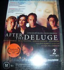 After The Deluge (David Wenham Hugo Weaving) (Australia Region 4) DVD – New
