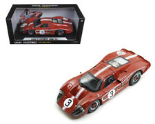 1/18 Shelby Collectibles 1967 Ford MK IV with Stripes #3 Diecast Brown SC425