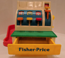 Fisher Price Cash Register with Working Bell