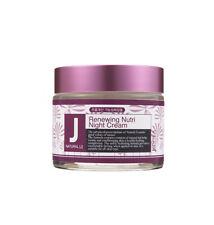 Night Recovery Cream 2.5 oz Facial Moisturizing anti-wrinkle + firming  Vitamin