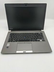 """Toshiba Portege Z30-A Cheap Laptop i5 4300u13.3"""" win10 / office"""