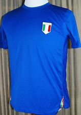 ITALIA ITALY BLUE SOCCER JERSEY - Youth Boy's Size XL - Play Star