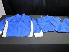 VTG Nike Tracksuit Size 18/20 XL  Blue And White Swoosh Logo EUC ~ 4807