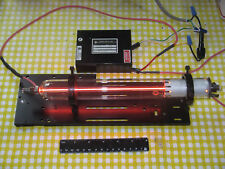 Melles Griot 6 mW Red HeNe Laser w Ps, Adj. Mount Demo Education Research Modes
