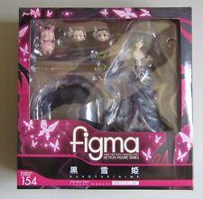 Figure Kuroyukihime School Avatar, Figma, Accel World, NEUF, Scellé