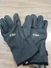Outdoor Research Aksel Work Gloves GREY USED