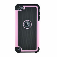Charming Triple ShockProof Protective Case Cover For IPod Touch 4th Gen ON