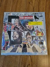 'The Beatles Anthology 3' factory sealed three Lp set 1996 USA in Mint condition