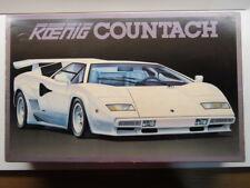 Fujimi 1:16 Scale Vintage Koenig Lamborghini Countach Special Very Rare - New