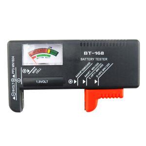 Battery Tester Universal Battery Checker for AA AAA C D 9V 1.5V Button Batteries