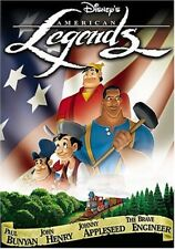 Disney's American Legends [New DVD]