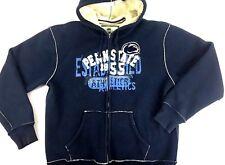 Penn State Sweatshirt Penn State Hoodie Penn State Hooded Sweatshirt Football L