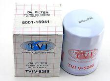 NEW QUALITY AUTOMOTIVE PARTS TVI 5001-16941 V-5288 ENGINE OIL FILTER