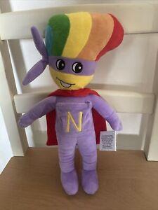 Karen Treisman Therapeutic Toys Neon the ninja