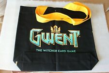 NEW Gwent The Witcher Card Game Bag Tote  WITCHER PROMO  - NEW