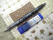 Smoke  X 1 UNI-BALL KURU TOGA M5-450T 0.5mm mechanical pencil free HB leads