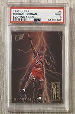 1993-94 Ultra Scoring Kings Michael Jordan #5 PSA 9 MINT RARE! K
