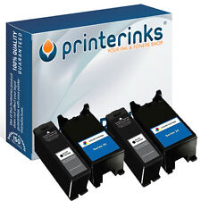 592-11295 592-11297 Remanufactured Ink for Dell P513W V313W P713W - 4 Pack