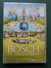 Bosch: The Garden of Dreams (DVD, 2019) SEALED, FREE SHIP, Ohio Seller