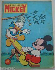 ¤ LE JOURNAL DE MICKEY n°123 ¤ 03/10/1954