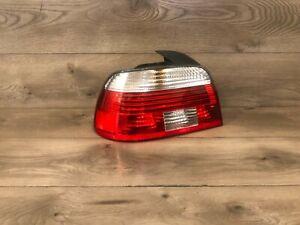 2001-2003 BMW E39 M5 540i 530i 525i REAR LEFT DRIVER SIDE TAILLIGHT LIGHT OEM 6