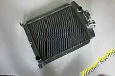 aluminum radiator for Ford TRUCK/PICK UP Pickup 1938-1939 WITH CHEVY V8 ENGINE