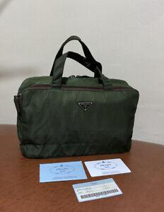 Authentic Prada Nylon Beauty Bag