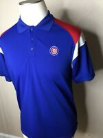 Chicago Cubs Polo Shirt Size M