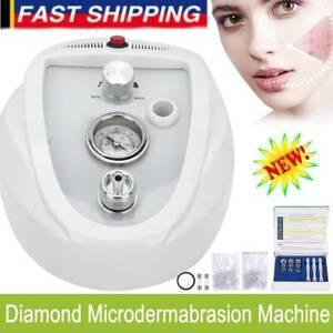 Diamond Microdermabrasion Dermabrasion Facial Peel Vacuum Skin Machine 110-240V